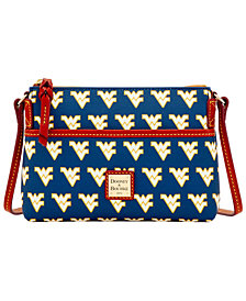 Dooney & Bourke West Virginia Mountaineers Ginger Crossbody
