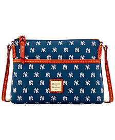 Dooney & Bourke New York Yankees Ginger Crossbody