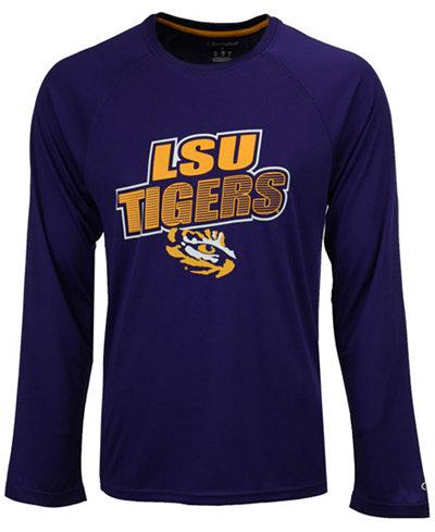 Champion Men's LSU Tigers Practice Squad Long Sleeve T-Shirt