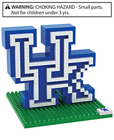 Forever Collectibles Kentucky Wildcats BRXLZ 3D Logo Puzzle