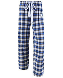 Concepts Sport Women's Kentucky Wildcats Forge Flannel Pants