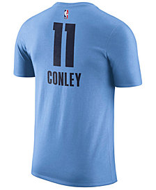 Nike Men's Mike Conley Jr. Memphis Grizzlies Name & Number Player T-Shirt