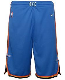 Oklahoma City Thunder Icon Swingman Shorts, Big Boys (8-20)