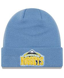 New Era Denver Nuggets Breakaway Knit Hat