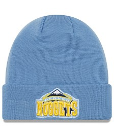 New Era Denver Nuggets Breakaway Knit Hat