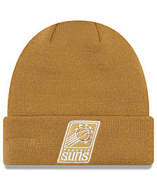 New Era Phoenix Suns Fall Time Cuff Knit Hat