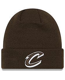 New Era Cleveland Cavaliers Fall Time Cuff Knit Hat