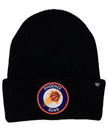 '47 Brand Phoenix Suns Ice Block Cuff Knit Hat