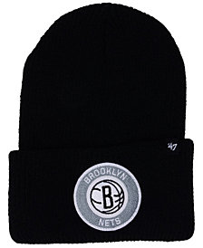 '47 Brand Brooklyn Nets Ice Block Cuff Knit Hat