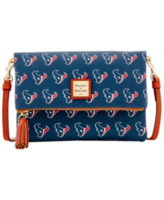 Houston Texans Foldover Crossbody Purse