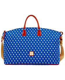 Dooney & Bourke Los Angeles Dodgers Weekender