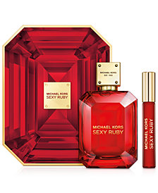 Michael Kors 2-Pc. Sexy Ruby Gift Set, Created for Macy's