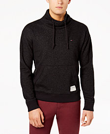 Tommy Hilfiger Men's Funnel-Neck Sweatshirt