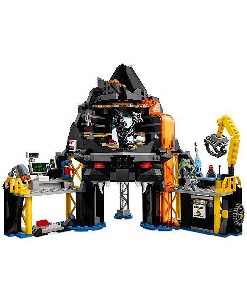LEGO® 521-Pc. Ninjago Garmadon s Volcano Lair Set 70631 - All Toys ... 89c1f41f2