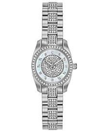 Bulova Women's Stainless Steel Bracelet Watch 23.5mm