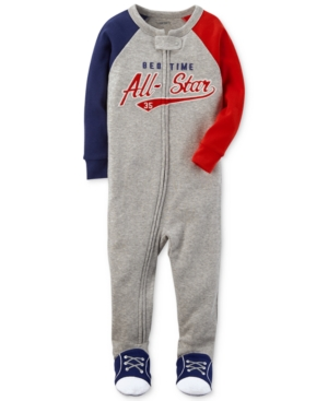 Carters AllStar GraphicPrint Cotton Pajamas Baby Boys (024 months)