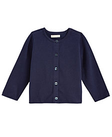 First Impressions Cardigan, Baby Girls, Created for Macy's