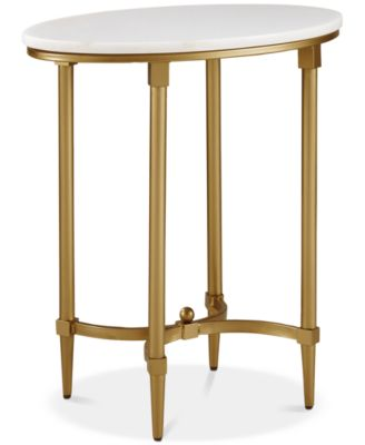 Bordeaux End Table, Quick Ship