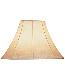 "Lite Source 16"" Faux Leather Empire Lamp Shade"