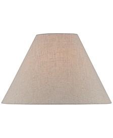 """16"""" Floor or Table Hardback Empire Shade"""
