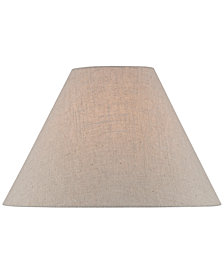 "Lite Source 16"" Floor or Table Hardback Empire Shade"