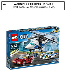 LEGO® City 294-Pc. Police High-Speed Chase 60138