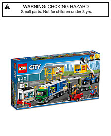 LEGO® 740-Pc. City Town Cargo Terminal Set 60169