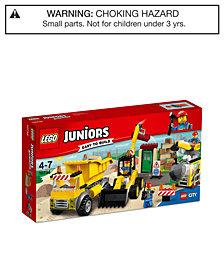 LEGO® 175-Pc. Juniors Demolition Site Set 10734