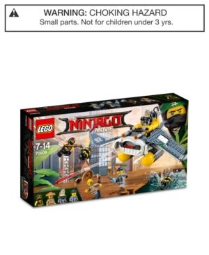 Lego 341Pc Ninjago Manta Ray Bomber Set