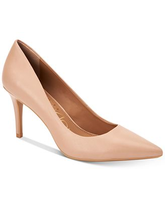 Calvin Klein Women's Gayle Pointed-Toe Pumps $99 (Macy's)