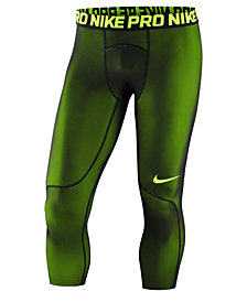 Nike Men's Pro Cropped Compression Leggings