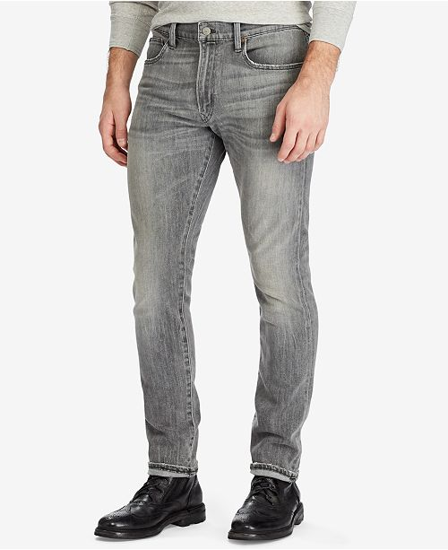 4a8e041c9ba5 Polo Ralph Lauren Men s Sullivan Slim Stretch Jeans  Polo Ralph Lauren  Men s Sullivan Slim Stretch ...