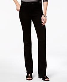M1858 Marly High-Rise Boot-Cut Jeans, Created for Macy's