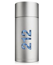 Carolina Herrera 212 for Men Eau de Toilette Spray, 3.4 oz