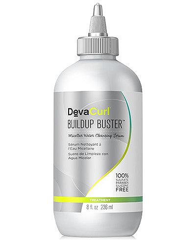 Deva Concepts DevaCurl Buildup Buster Micellar Water Cleansing Serum, 8-oz., from PUREBEAUTY Salon & Spa