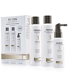 Nioxin 3-Pc. System 3 Set, from PUREBEAUTY Salon & Spa