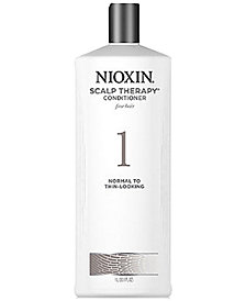 Nioxin System 1 Scalp Therapy Conditioner, 33.8-oz., from PUREBEAUTY Salon & Spa