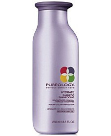 Hydrate Shampoo, 8.5-oz., from PUREBEAUTY Salon & Spa