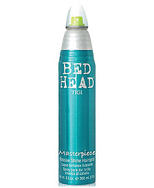 TIGI Bed Head Masterpiece Massive Shine Hairspray, 9.5-oz., from PUREBEAUTY Salon & Spa