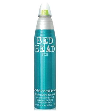 Tigi Bed Head Masterpiece Massive Shine Hairspray, 9.5-oz, from Purebeauty Salon & Spa