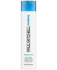 Paul Mitchell Clarifying Shampoo Two, 10.14-oz., from PUREBEAUTY Salon & Spa