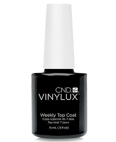 Creative Nail Design Vinylux Weekly Top Coat, from PUREBEAUTY Salon & Spa