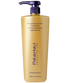 Pai Shau Replenishing Cream Conditioner, 33.8-oz., from PUREBEAUTY Salon & Spa