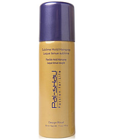 Pai Shau Sublime Hold Hairspray, 1.5-oz., from PUREBEAUTY Salon & Spa