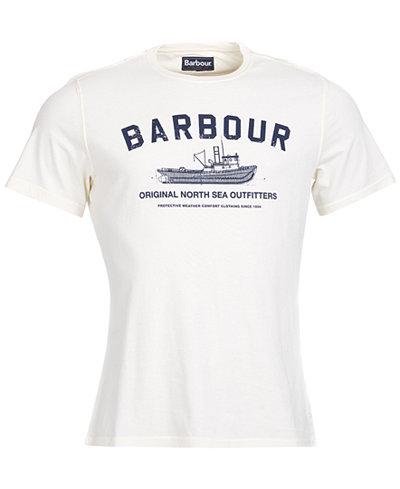 Barbour Men's Graphic-Print T-Shirt
