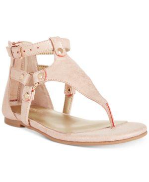 Kenneth Cole Reaction Kiera Shine Sandals, Little Girls & Big Girls 5485786