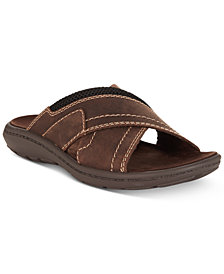 Kenneth Cole New York Leaf Mesh Sandals, Little Boys (11-3) & Big Boys (3.5-7)
