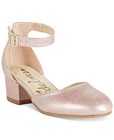 Sam Edelman Evelyn Sue Dress Shoes, Little Girls & Big Girls