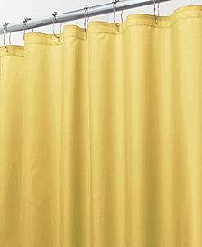 "Interdesign 2-in-1 72"" x 72"" Shower Curtain Liner"