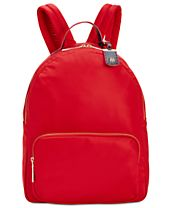 Tommy Hilfiger Julia Smooth Large Dome Backpack